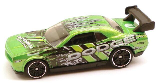 File:DodgeChallengerDrift Green.JPG