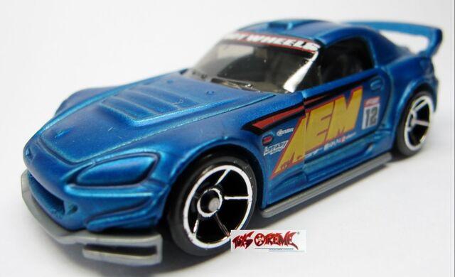 File:Honda S2000 BLUE WALMART.jpg
