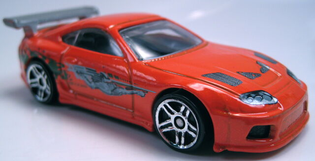 File:Toyota Supra orange fast furious series PR5 2013.JPG