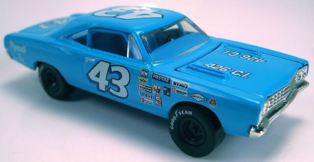 File:69 Plymouth GTX petty racing cool collectibles.JPG