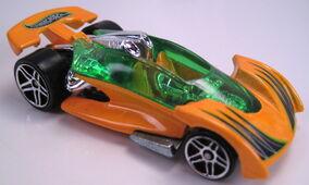 Open Roadster yellow PR5 FE 2002