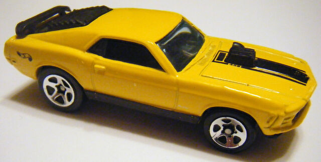 File:Mustang Mach I - 98 FE Yellow.JPG