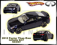 2012 Faster Than Ever Infinity G37 94-247