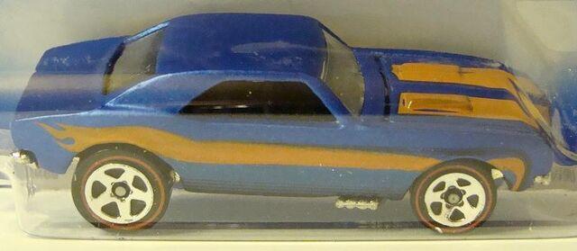 File:149 Dream Garage '67 Camaro (Blue)(RL).jpg