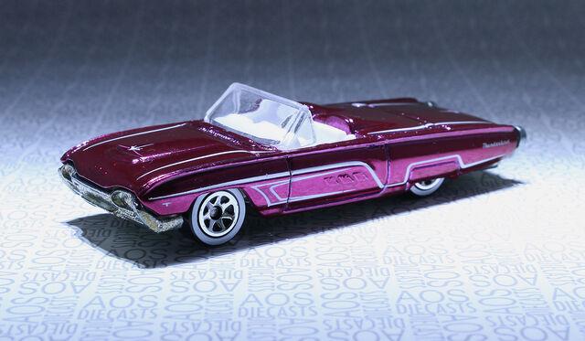 File:Ford T-Bird 1963 (2005 HW Classics-magenta 7SP).jpg