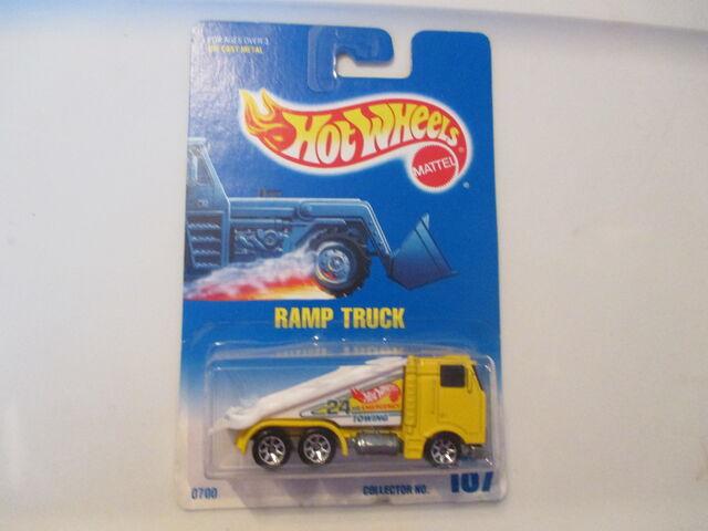 File:1992 Ramp Truck.JPG