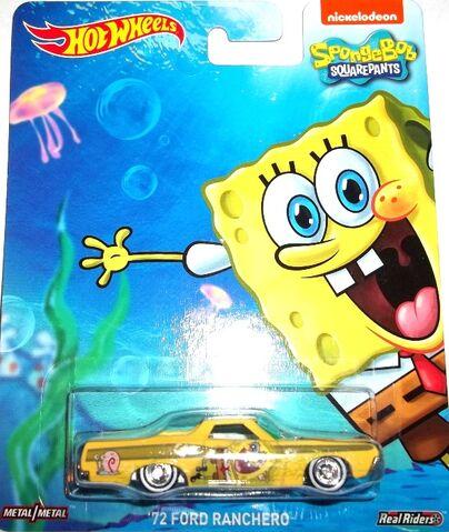 File:HW-SpongeBob SquarePants-'72 Ford Ranchero..jpg