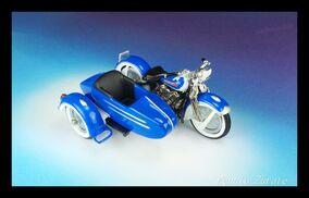 Harley-Davidson 1948 Panhead 1999