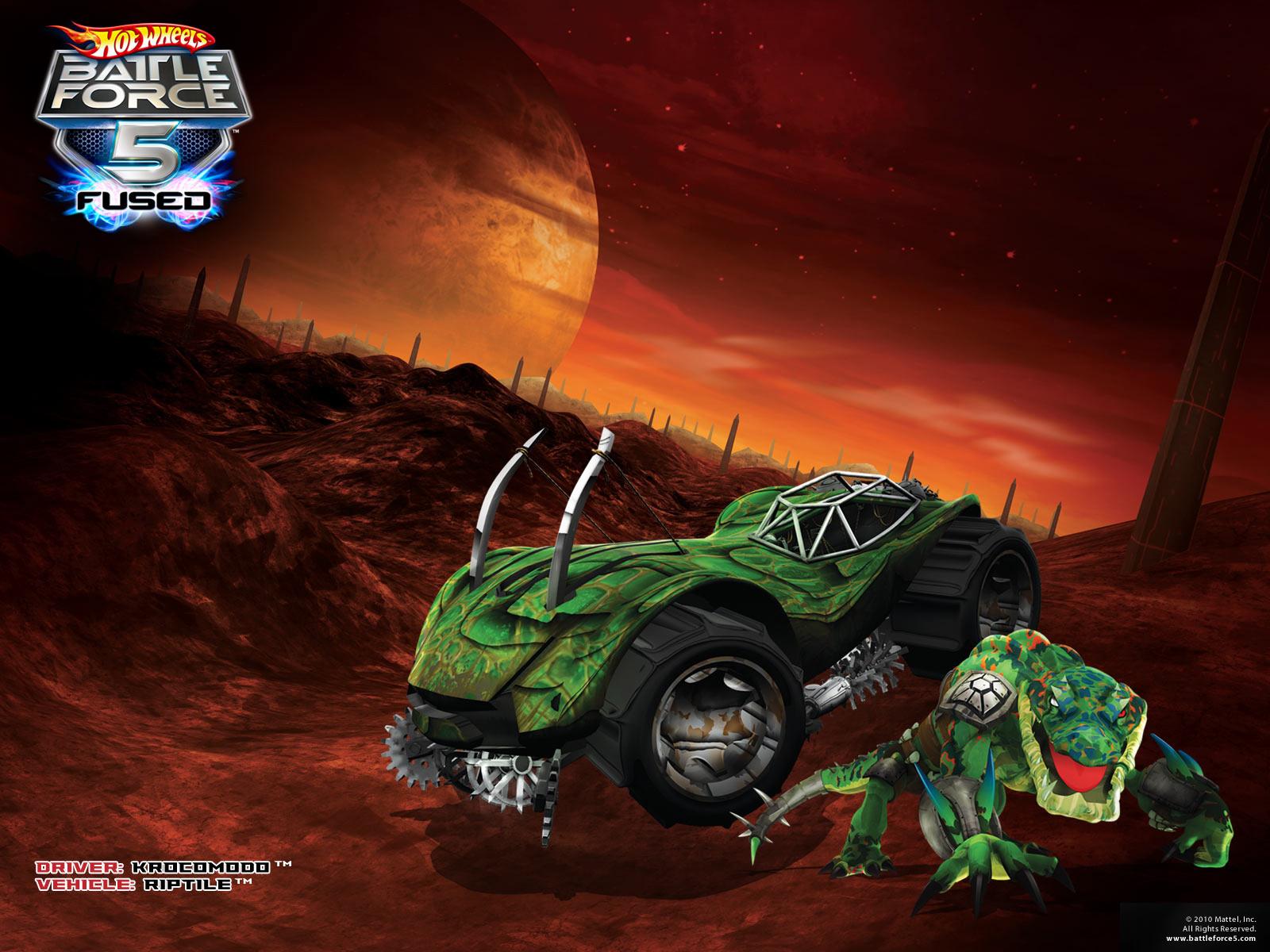 krocomodo hot wheels battle force 5 wiki fandom
