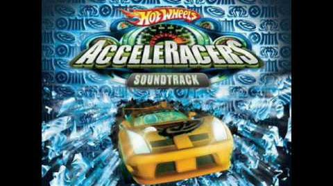 Acceleracers Soundtrack-Get to the Finish Line