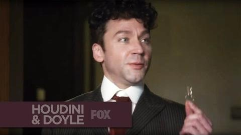 """HOUDINI & DOYLE - On The Outside from """"The Maggie's Redress"""" - FOX BROADCASTING"""