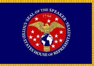 File:Flag of the Speaker of the United States House of Representatives.png
