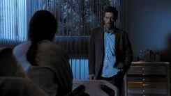 House with schoolteacher S01E01