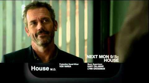 House Season 8 Episode 8 Perils of Paranoia Trailer