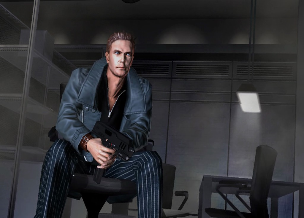 File:The House Of The Dead 4 James Taylor in Chapter 1.jpg