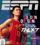 Yao espncover