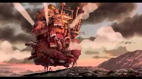 """Howl's Moving Castle"" Trailer (English version 2005)"