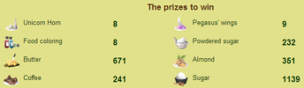 Prizes2win! lol.