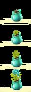 Das magische Gewächshaus Howrse Grüner Samen 2