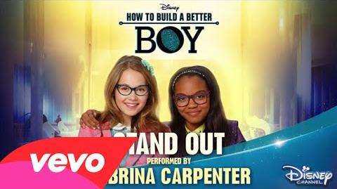 """Sabrina Carpenter - Stand Out (from """"How To Build A Better Boy"""")"""