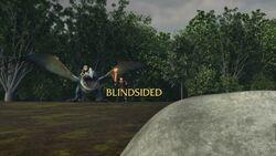 Blindsided title card