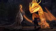 Snotlout's Fireworm Queen 102