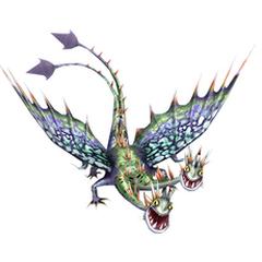 Cremallerus Espantosus titán