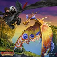Toothless and Death Song Promo