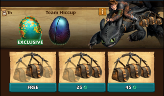 Team Hiccup (Day 2)