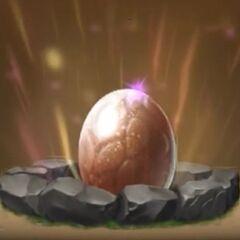 Huevo de Aullido Lanudo