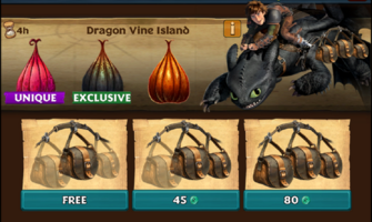 Dragon Vine Island (Stokehead & Soaring Sidekick)