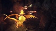 Snotlout's Fireworm Queen 64