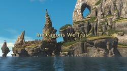 In Dragons We Trust title card
