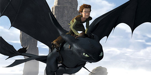 training how to train your dragon