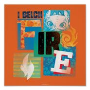 I Belch Fire Poster