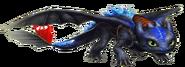 Titan Toothless-RoB