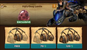 Uglythug Lands (Desert Wraith)