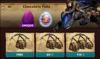 Chocolate Falls ROB