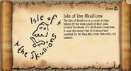 The Isle of the Skullions