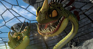 Dragon firetype belch barf
