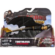 Race to the Edge Action Dragon Figure, Wing Flapping Toothless