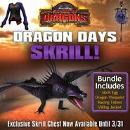 SOD Dragon Days - Skrill