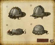 Trap sketches-s