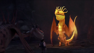 Snotlout's Fireworm Queen 108