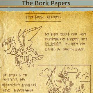 Krayfin en los papeles de Bork