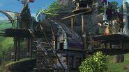 Astrid's hut