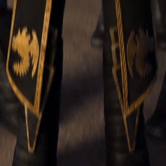 Símbolo en la ropa de Mala