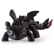 Mini Dragons Figure, Toothless2