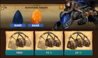 Sunstone Island