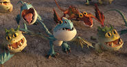 Dragon hiddenability baby